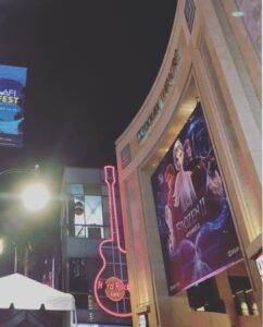 Dolby Theater Frozen