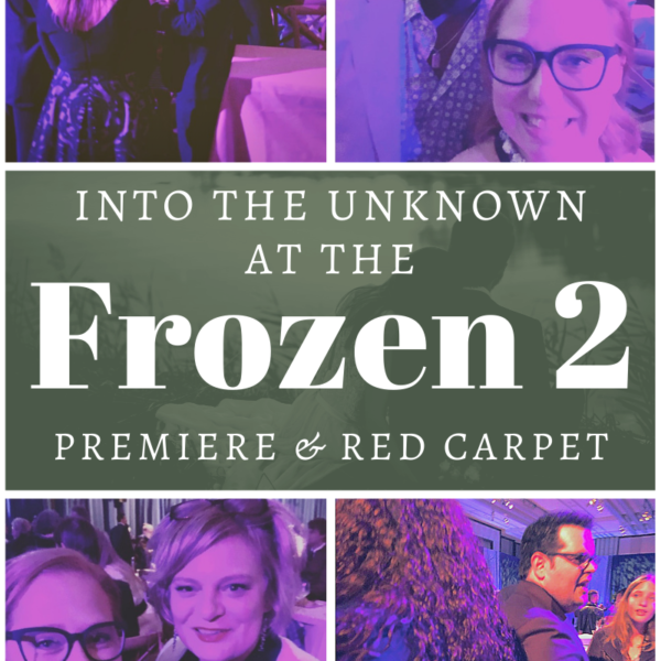 Red Carpet Frozen