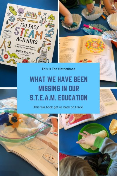 The missing piece of our STEM education