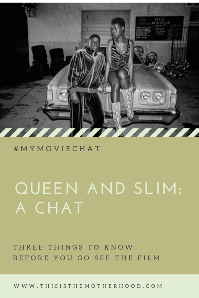 Queen slim chat