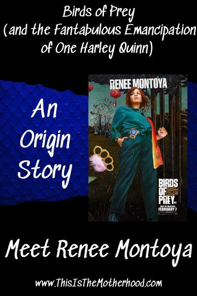 Birds of Prey's Renee Montoya: An Origin Story