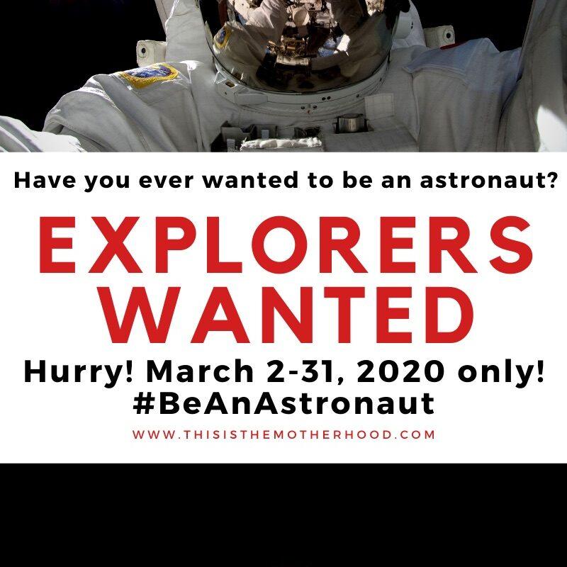 Artemis astronaut
