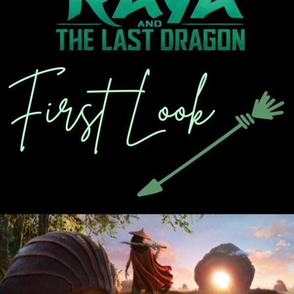 Raya First Look
