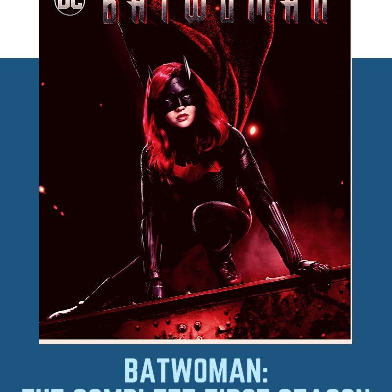 Batwoman giveaway