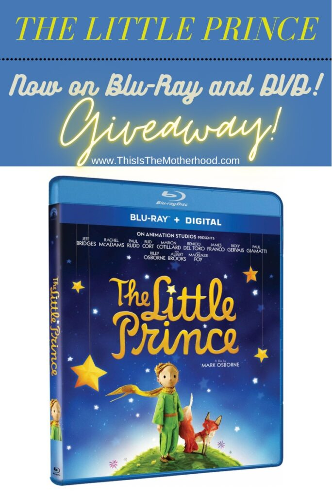 little prince giveaway